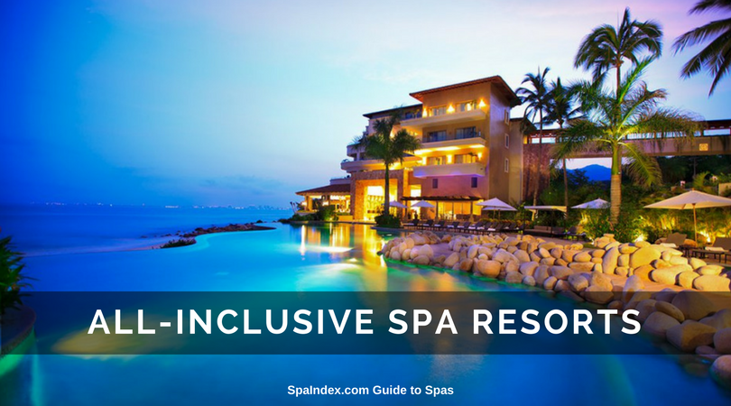 Find All Inclusive Spa Resorts