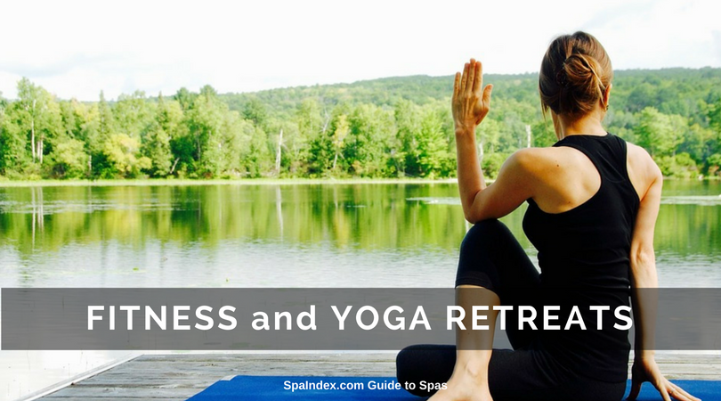 Find Fitness and Yoga Retreats