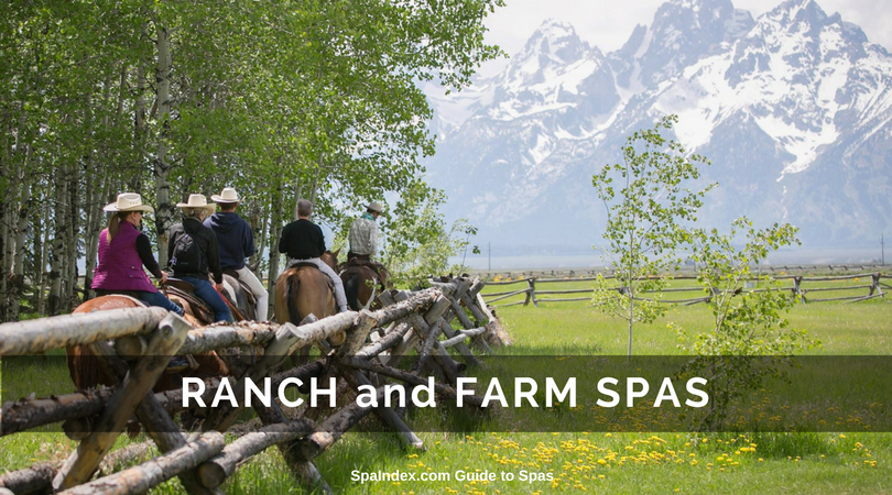 Find Ranch and Farm Spas