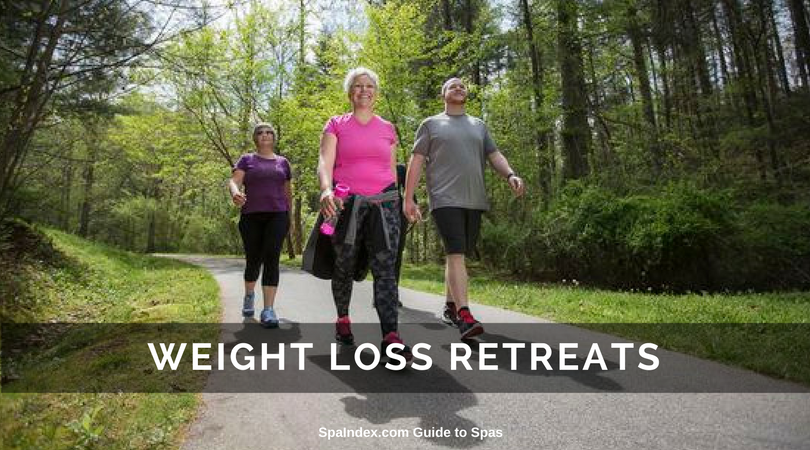 Find Weight Loss Retreats