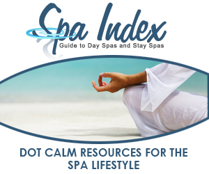 Spa Directory by SpaIndex.com: Guide to Day Spas and Stay Spas