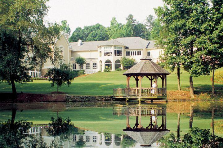 Chateau Elan Inn Spa Winery Braselton Georgia