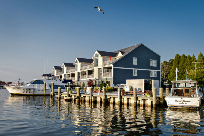 Harbour Inn Marina Spa St Michaels Maryland
