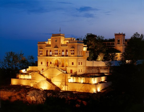 Ananda Spa in the Himalayas