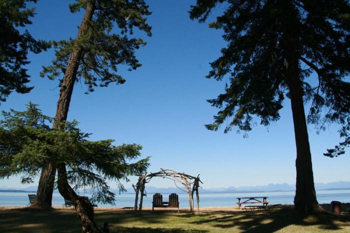 Health Spa Retreats Washington State