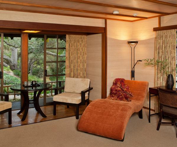 Golden Door Spa, Escondido, California - Guest Suite