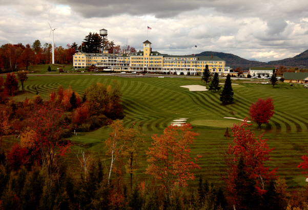 Mountain View Grand Resort Spa New Hampshire