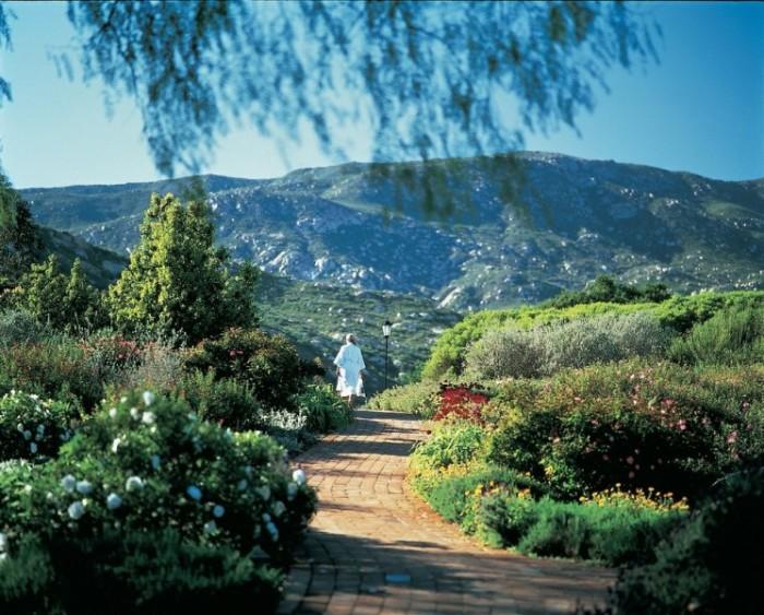 Rancho La Puerta Grounds