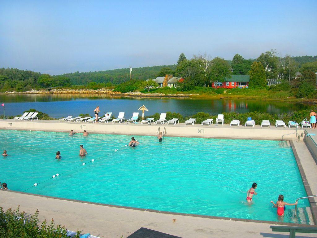 Sebasco Harbor Resort Spa Maine Resorts