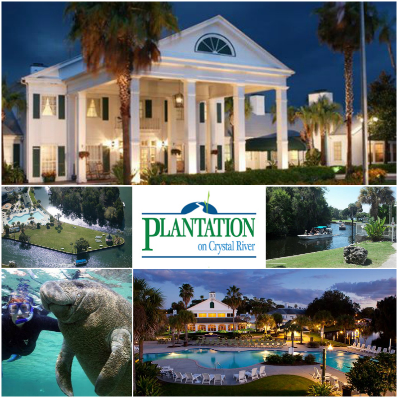 Plantation On Crystal River Listed In Florida