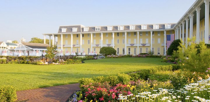 Cape May Spa Getaway – Congress Hall, New Jersey