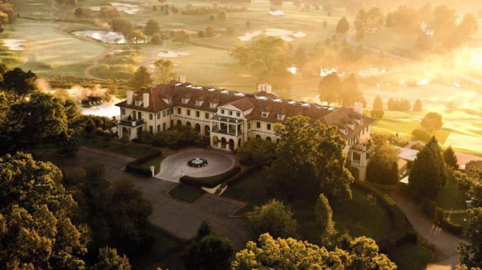 Keswick Hall Inn Spa Virginia Spa Hotels