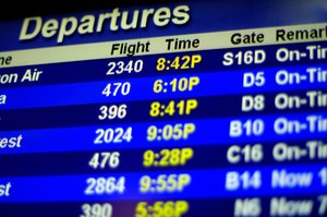 Airport Spas