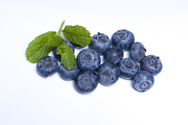 blueberries for body cleansing