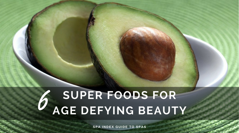 6 super foods for age defying beauty