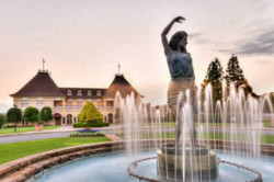 Wine, Dine and Spa at Chateau Elan, Braselton, Georgia