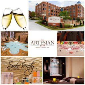 The Artesian Hotel Spa and Casino