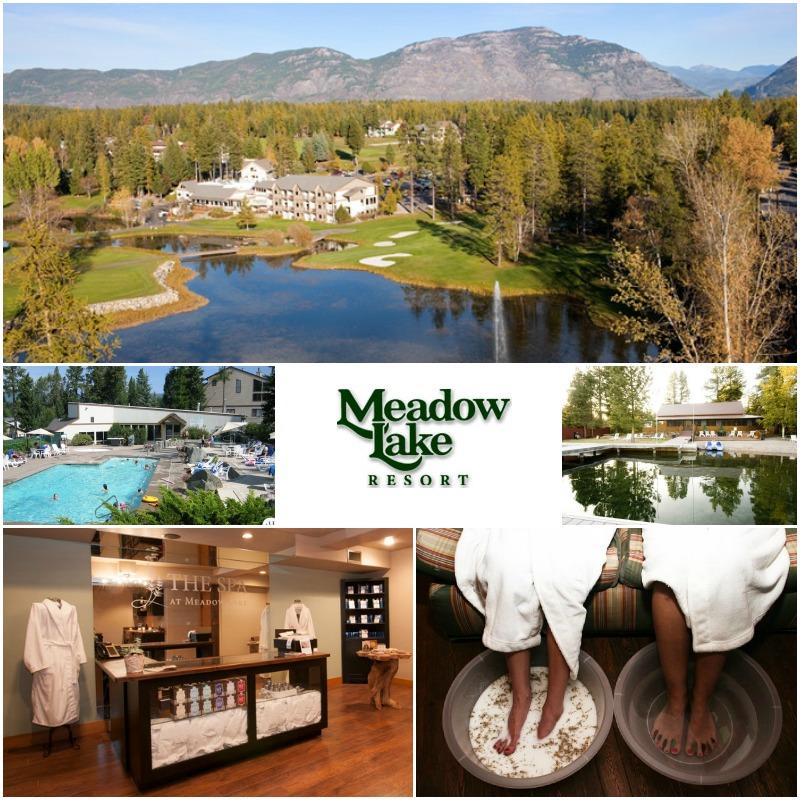 Meadow Lake Resort Spa Golf Columbia Falls Montana