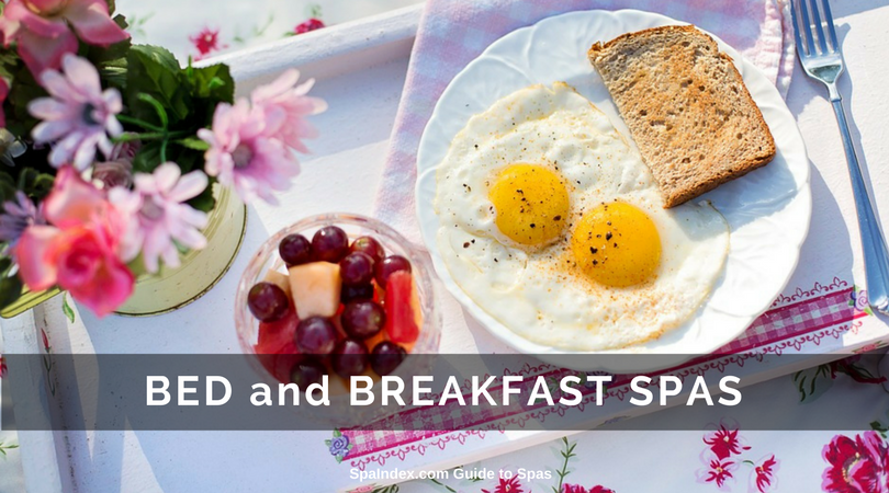 Find Bed and Breakfast Spas