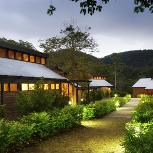 Eden Health Retreat Queensland - Lodging