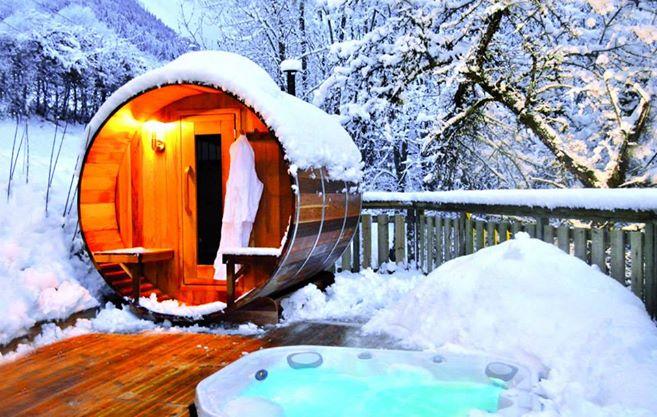 spa hotel le finlandais quebec canada. Black Bedroom Furniture Sets. Home Design Ideas