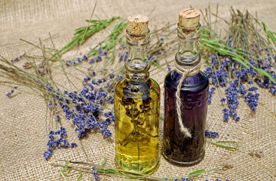 Aromatic Bath Blends and Oils