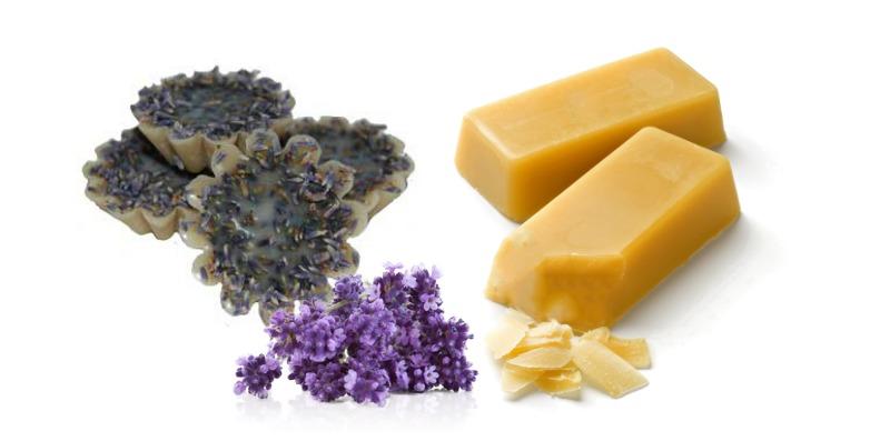 Lavender Bath Melts DIY Recipe