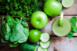 Miraval Green Smoothie for Clear Skin