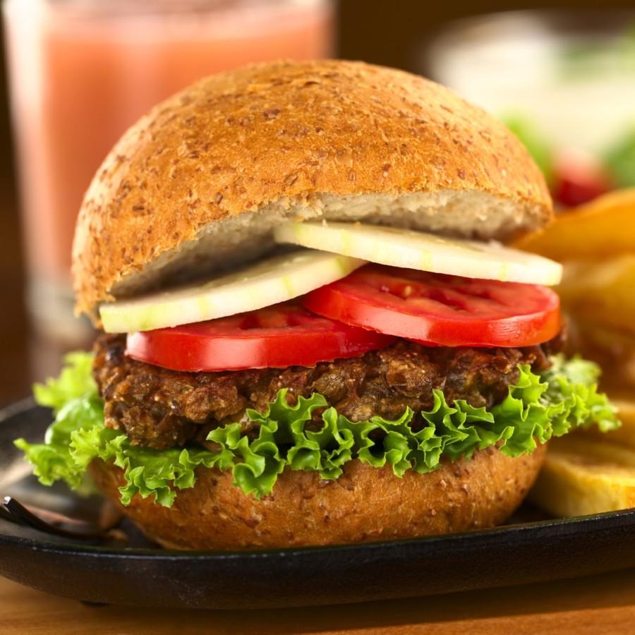 Canyon Ranch Burger