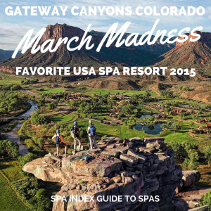 Gateway Canyons Resort - Favorite USA Spa Resort