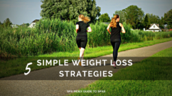 5 Simple Weight Loss Strategies