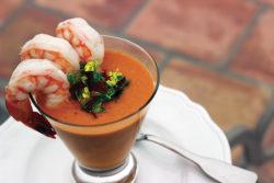 Cal a Vie Bloody Mary Gazpacho
