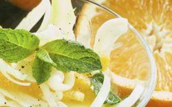 Pritikin Citrus Fennel Mango Salad