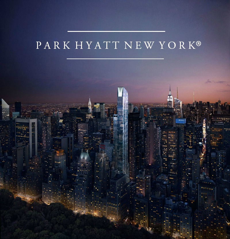 Park Hyatt New York Spa Nalia Midtown Manhattan