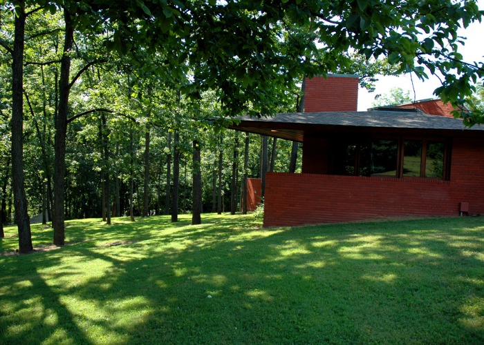 Frank Lloyd Wright House at Ebsworth Park