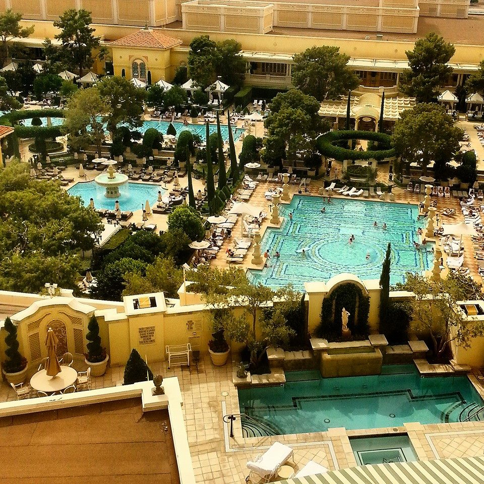 Bellagio Pools