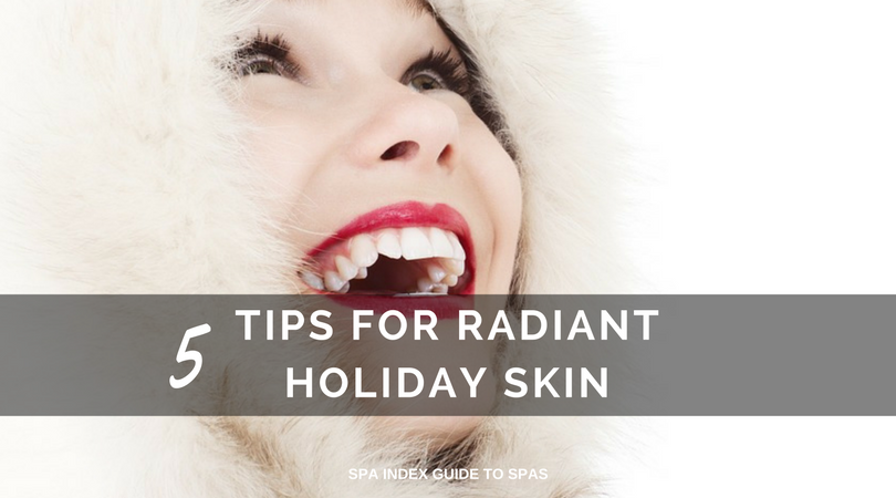 RADIANT HOLIDAY SKIN