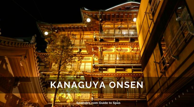 Kanaguya Onsen Japan