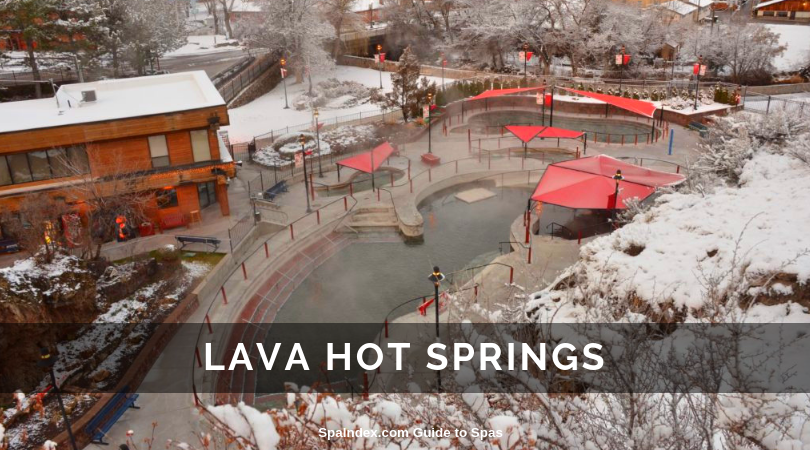 Lava Hot Springs Idaho