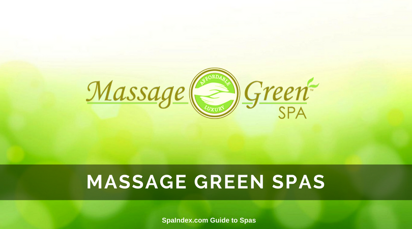 Massage Green Spas USA