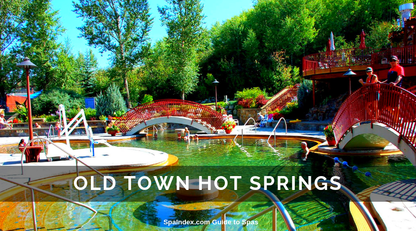 Old Town Hot Springs Steamboat Springs
