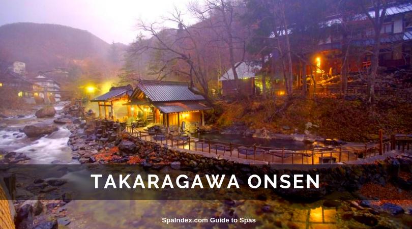 Takaragawa Onsen Japan