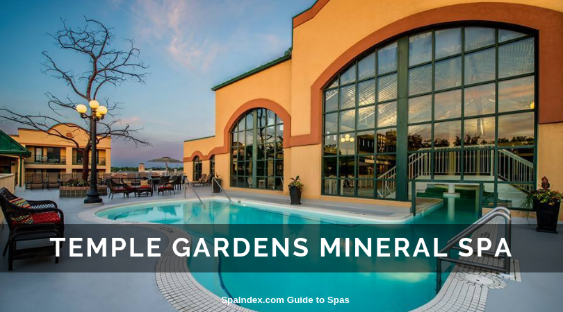 Temple Gardens Mineral Spa