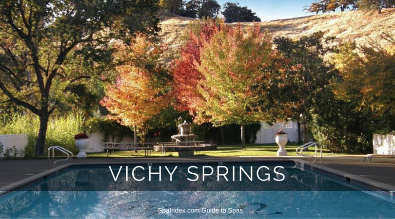 Vichy Springs Ukiah California