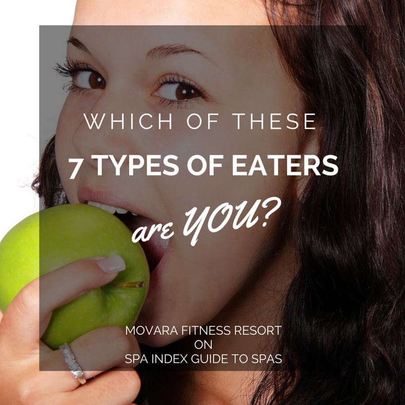 Which of these 7 types of eaters are you?