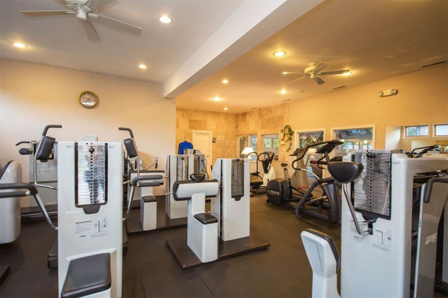 Fitness Room - Copperhood Retreat & Spa, Catskill Mountains, New York