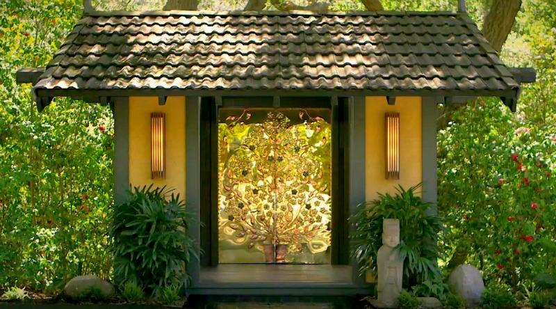 Golden Door Spa, Escondido, California