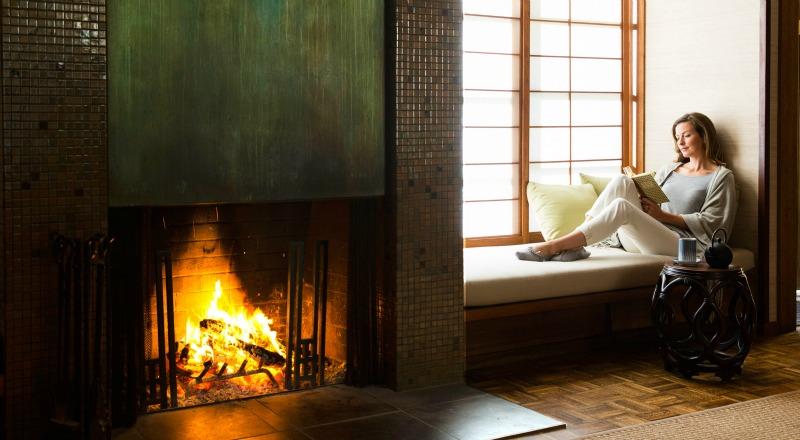 Golden Door Spa - Guest Suite