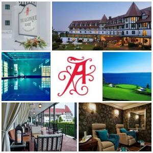 Algonquin Hotel New Brunswick