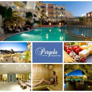 Pergola Club Hotel & Spa, Malta